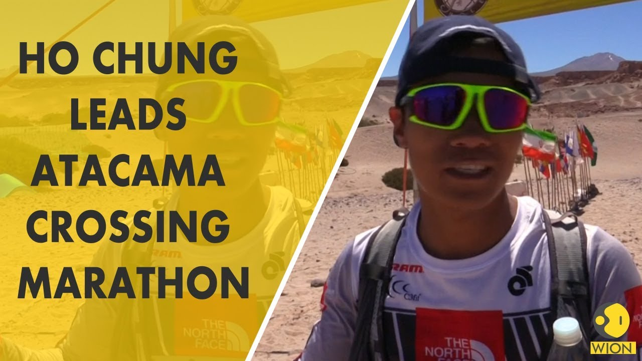 Hong Kong's Wong leads monster Atacama Crossing marathon at halfway point