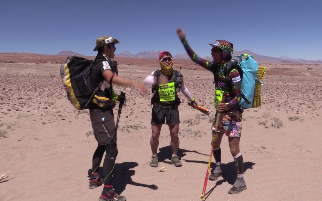 Atacama Crossing 2018 – Stage 3 Highlights