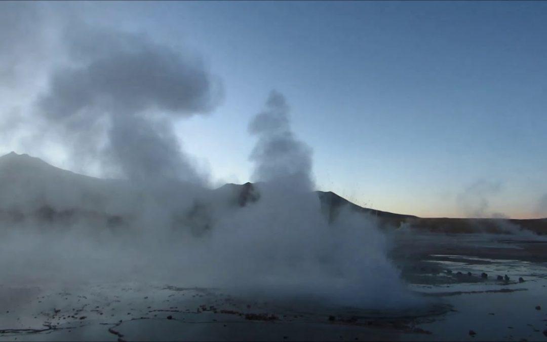 Viagem pelo Chile – Geiser del tatio – El Tatio geyser