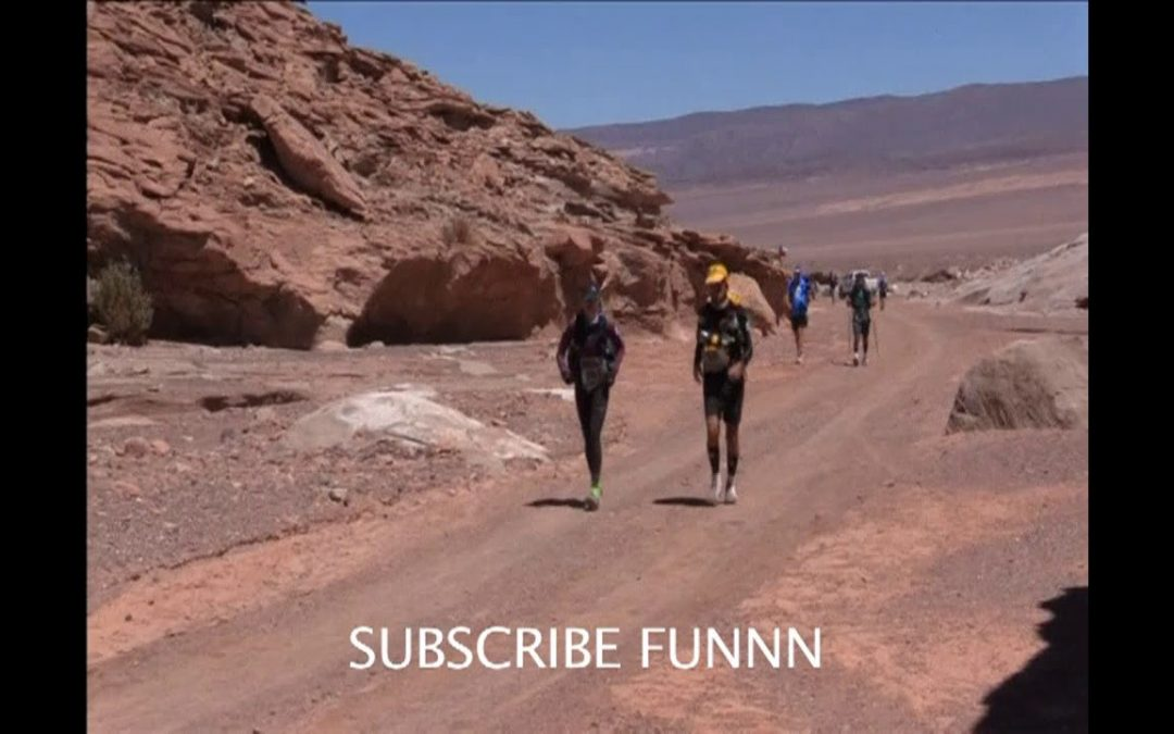 Atacama crossing ATHLETIC DESERT RACE its to hard to do that