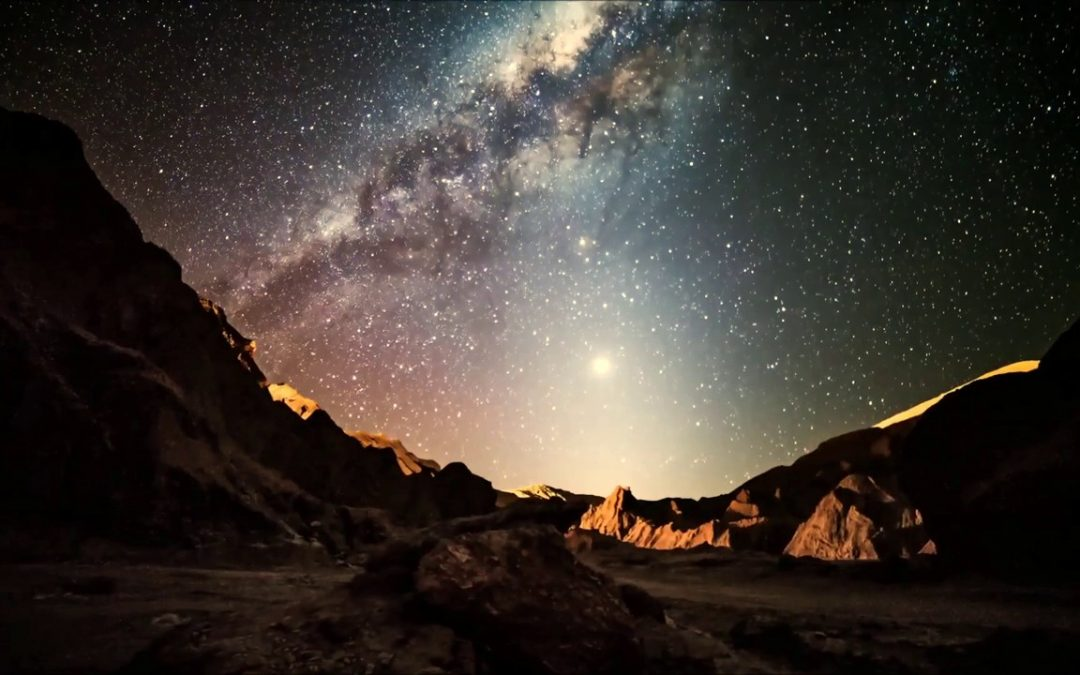 Stargazing in the Atacama