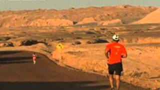 ESPN – Vamos Correr  Mountain Do Deserto do Atacama