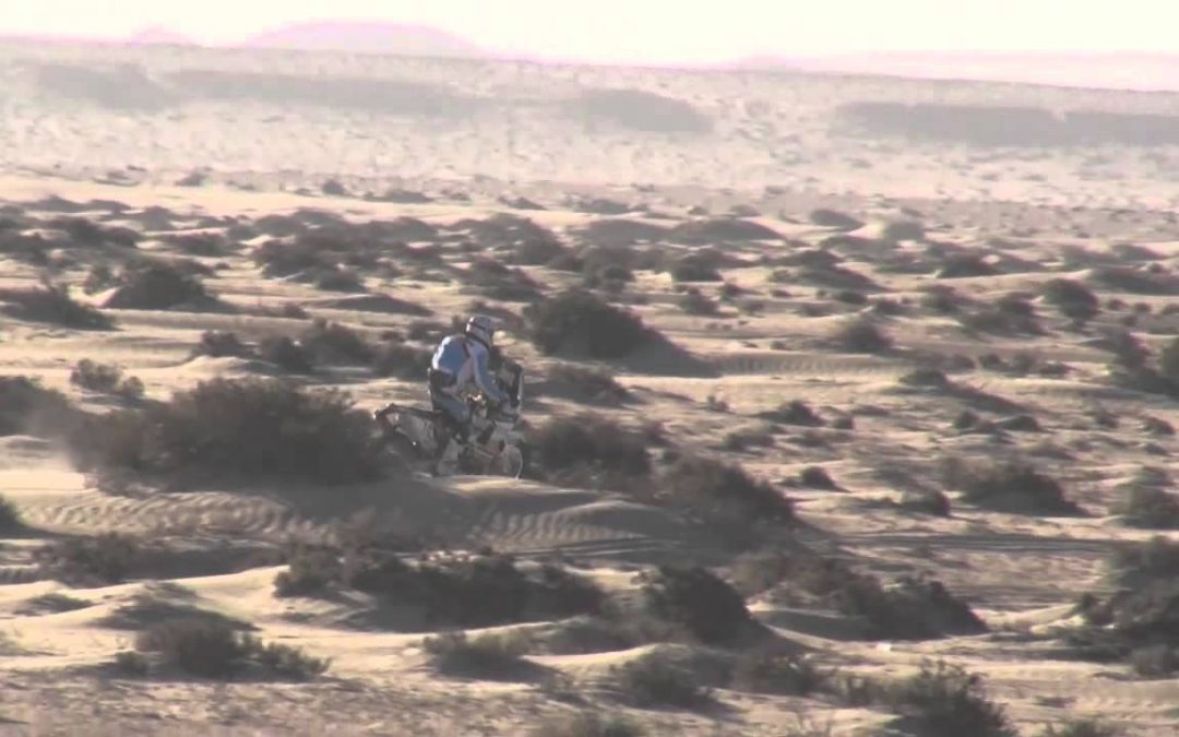 TEMERARIO ATACAMA RALLY X FOX SPORTS 3 (2do. Programa)