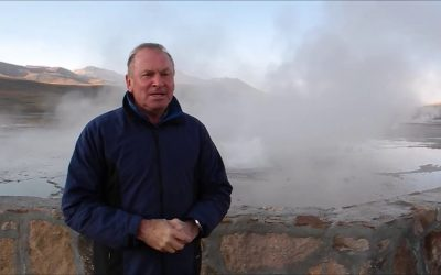 Turner's Travels presents the Geysers of El Tatio, Chile –  Part 1