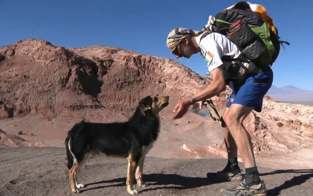 Dave O'Brien – The Atacama Desert and start of the 4 Desert Grand Slam.
