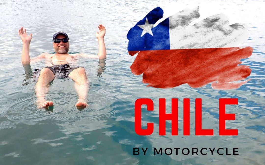 Chile by Motorcycle // Atacama Desert wildlife, flamingo, vicuna, rhea, salt pools, moto adventure