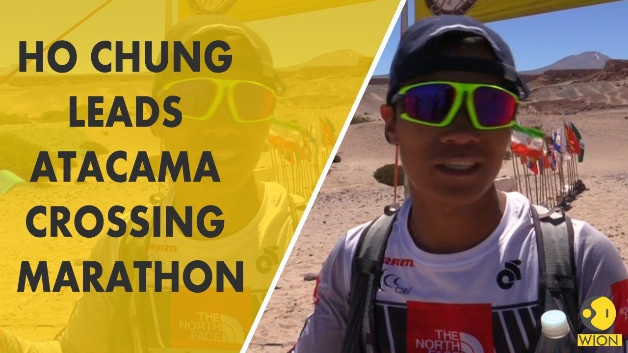 Hong Kong's Wong leads monster Atacama Crossing marathon at halfway point