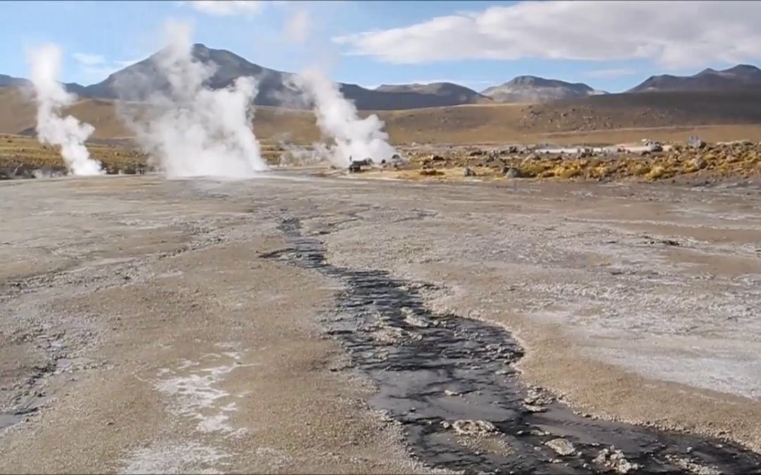 Turner's Travels presents the Geysers of El Tatio, Chile – Part 2
