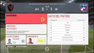 Atacama fc vs infierno eSport