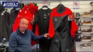 Winter Watersports? You need the Crewsaver Atacama Sport Drysuit. Ideal for dinghy sailing and more.
