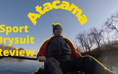 Atacama Sport Drysuit Review . Kayak Bass Fishing – BigBaitPosse